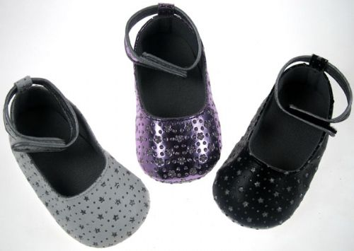 Soft touch infant shoes